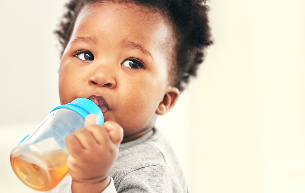 No Fruit Juice Before Age 1, Pediatricians Say