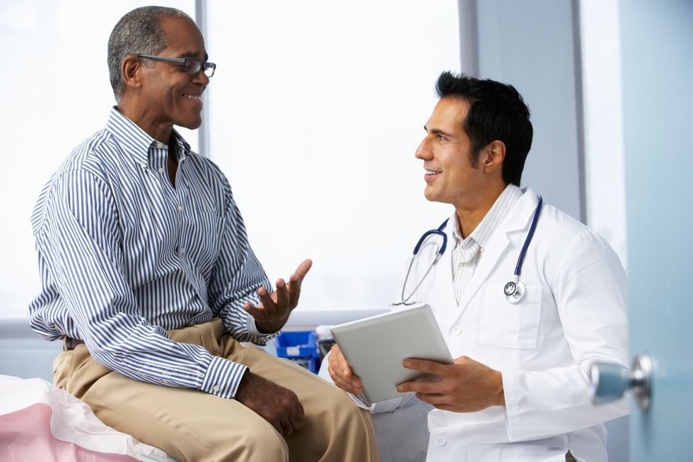 The Top 10 Men's Health Issues