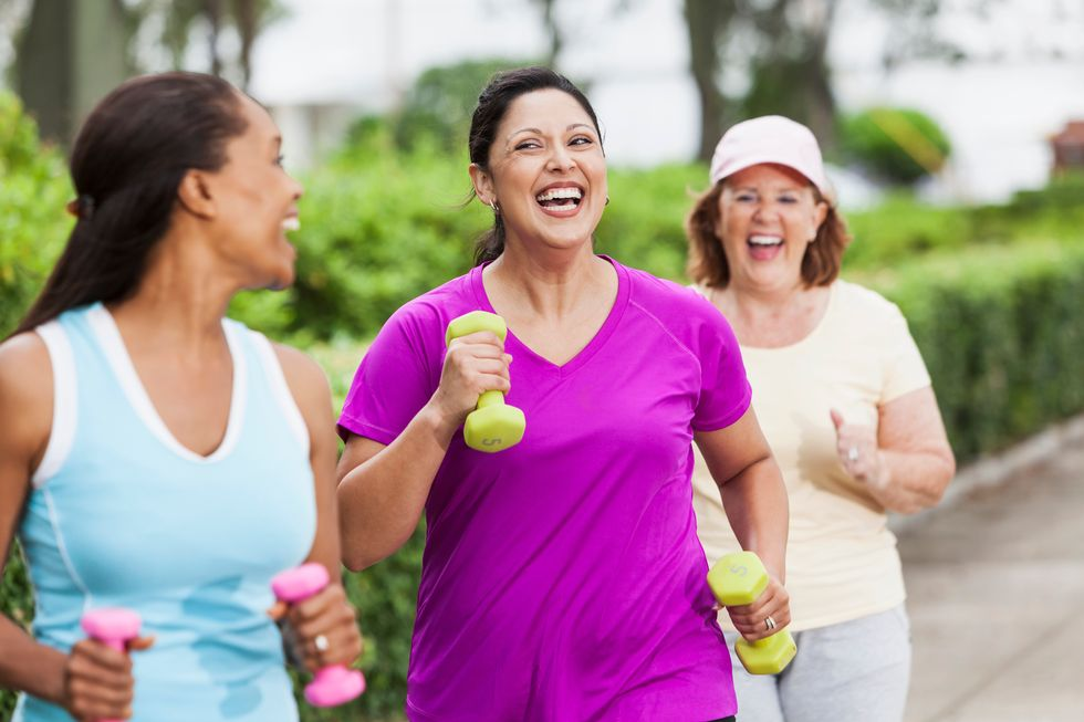 How to Determine the Best Exercise Intensity For You