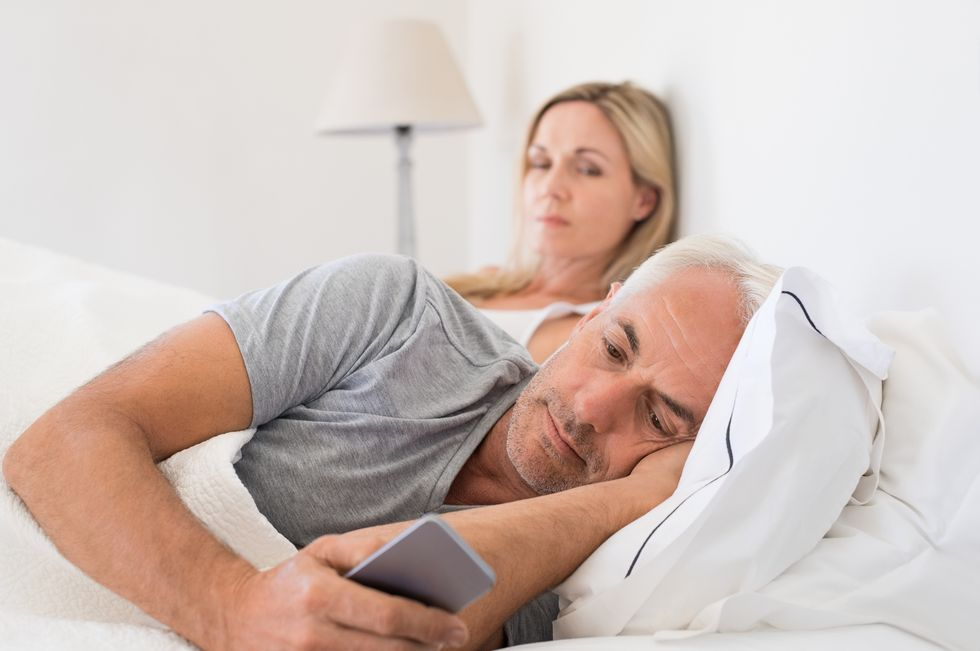 Is Your Partner Having an Emotional Affair?