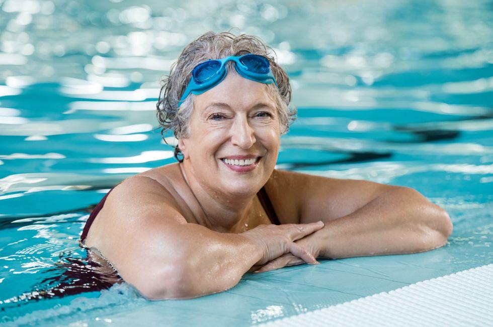 Centenarians Healthier