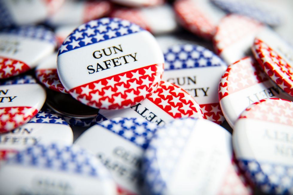 Uniquely American: Guns Kill or Wound 7,000 U.S. Kids a Year