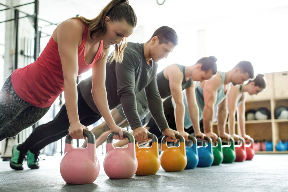 Americans Want to Be Fit, But Most Don't Put in the Effort