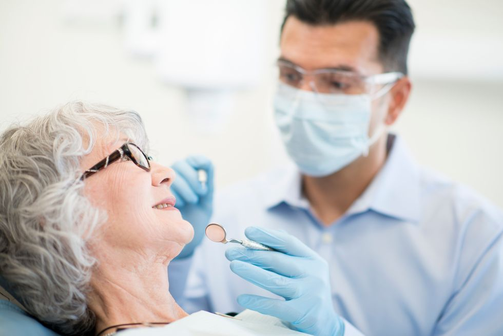 Gum Disease May Be Linked to Cancer Risk in Older Women