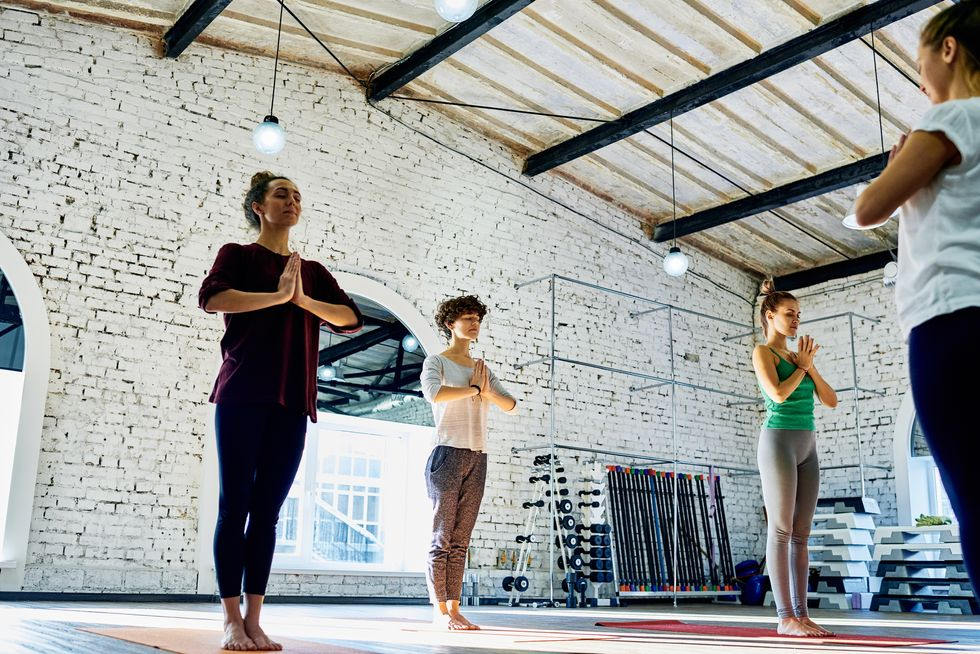 Yoga May Help Ease Depression