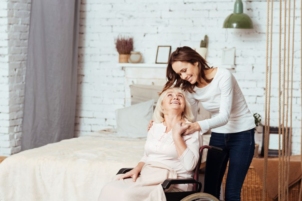 Tips for Managing Caring for Aging Parents