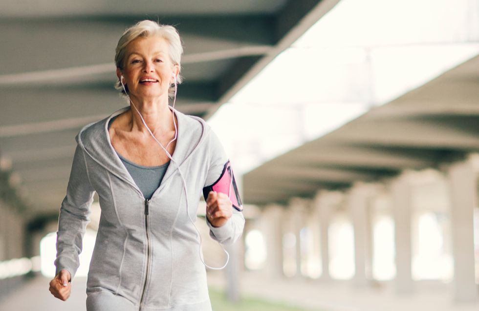 Keeping Your Bones Strong at Midlife