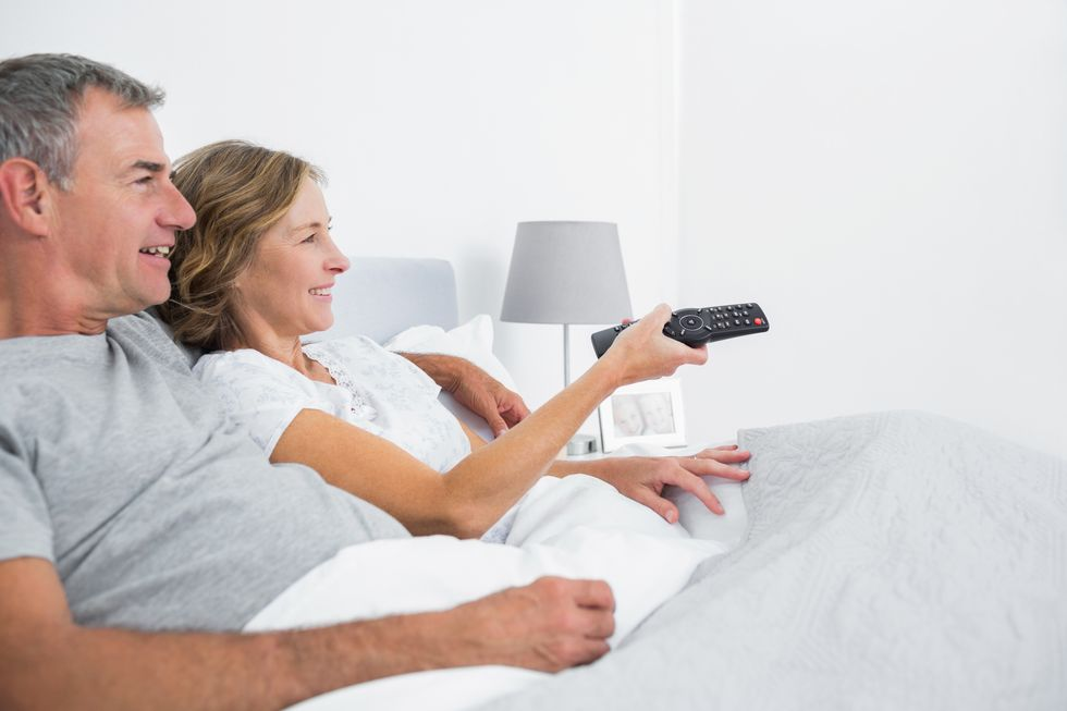 Too Much TV May Cost You Your Mobility