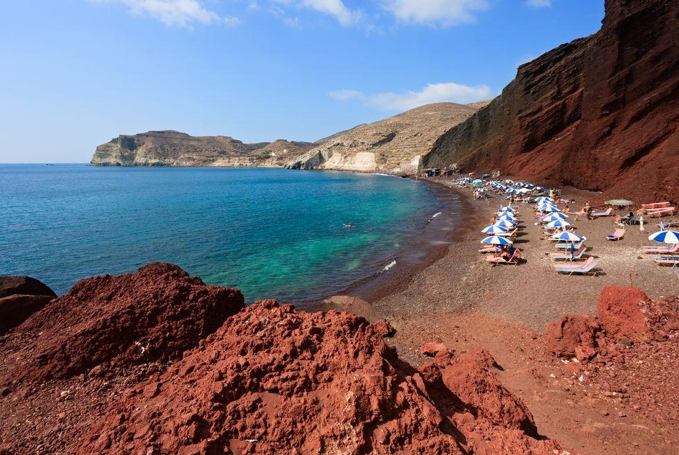 Visit to Greece: Seaworthy Adventures in Santorini