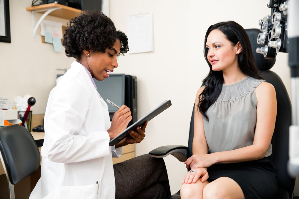Conversations With Your Eye Care Professional May Reveal More Than Meets the Eye