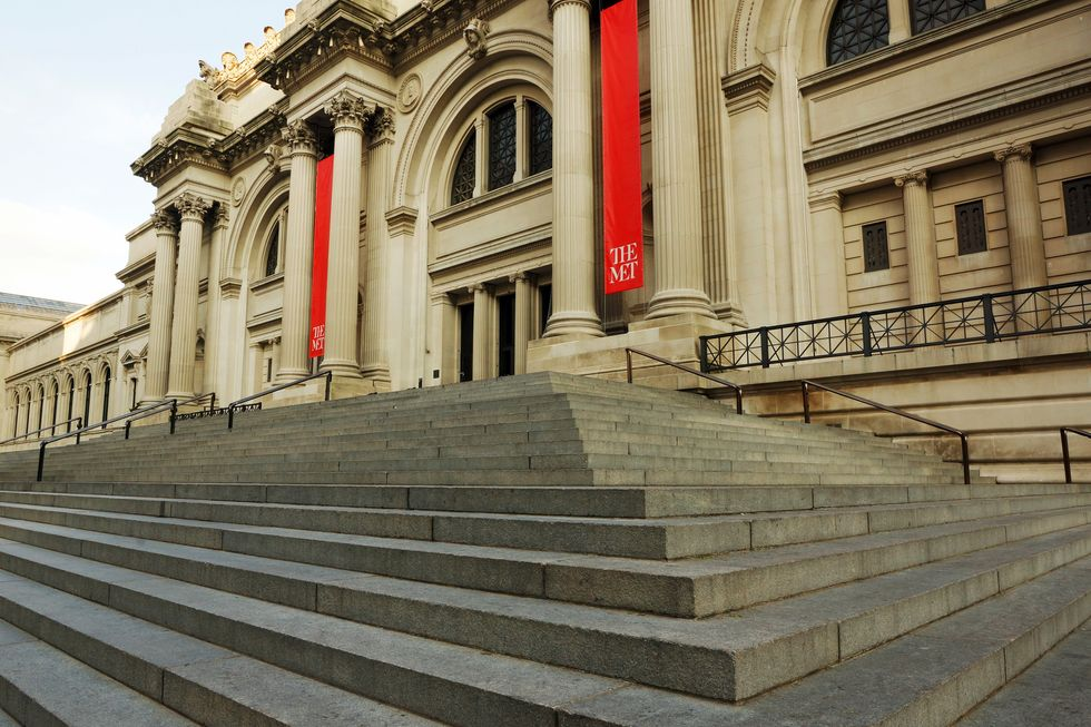 A Fun Fashionista Day at The Met Costume Exhibition