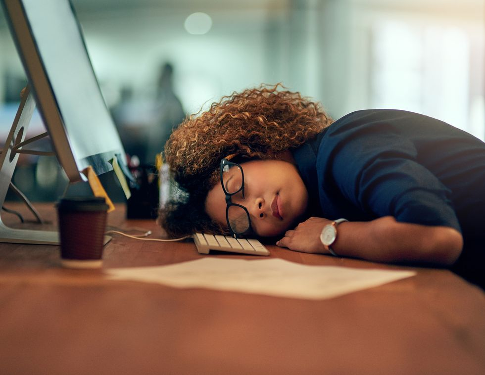 Americans Feel the Strain and Stress of Work