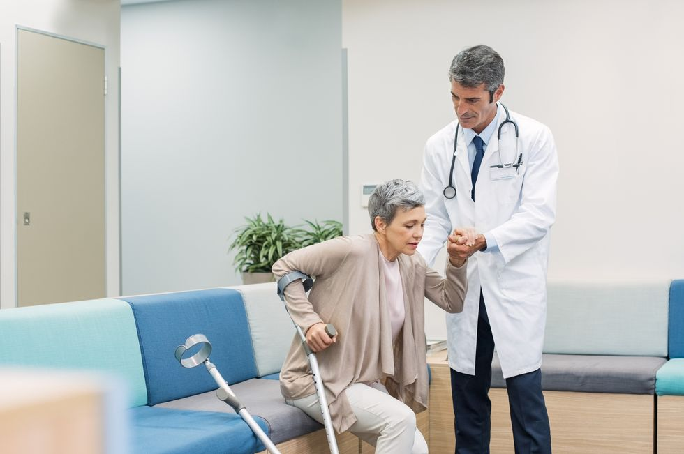 Could That Fracture Be Linked to Osteoporosis?