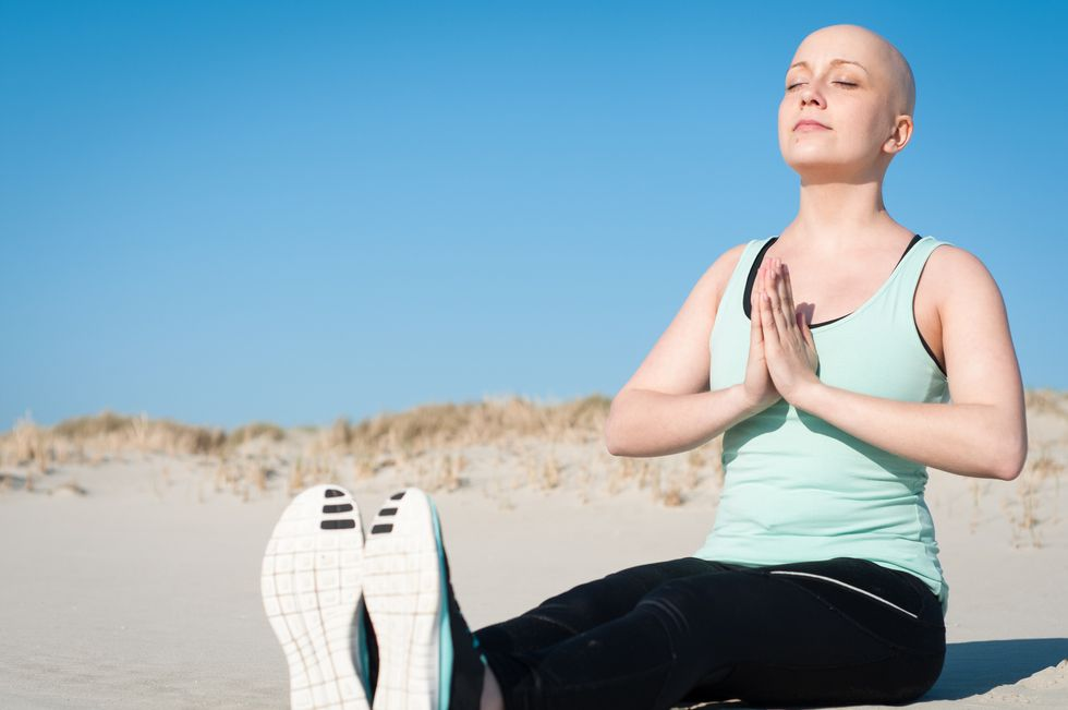 Yoga May Bring Better Sleep to Breast Cancer Patients
