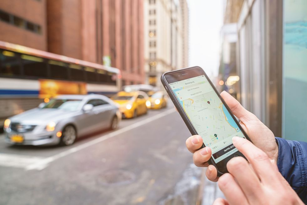 Uber Can Help Cut Car Crashes, But Not Everywhere