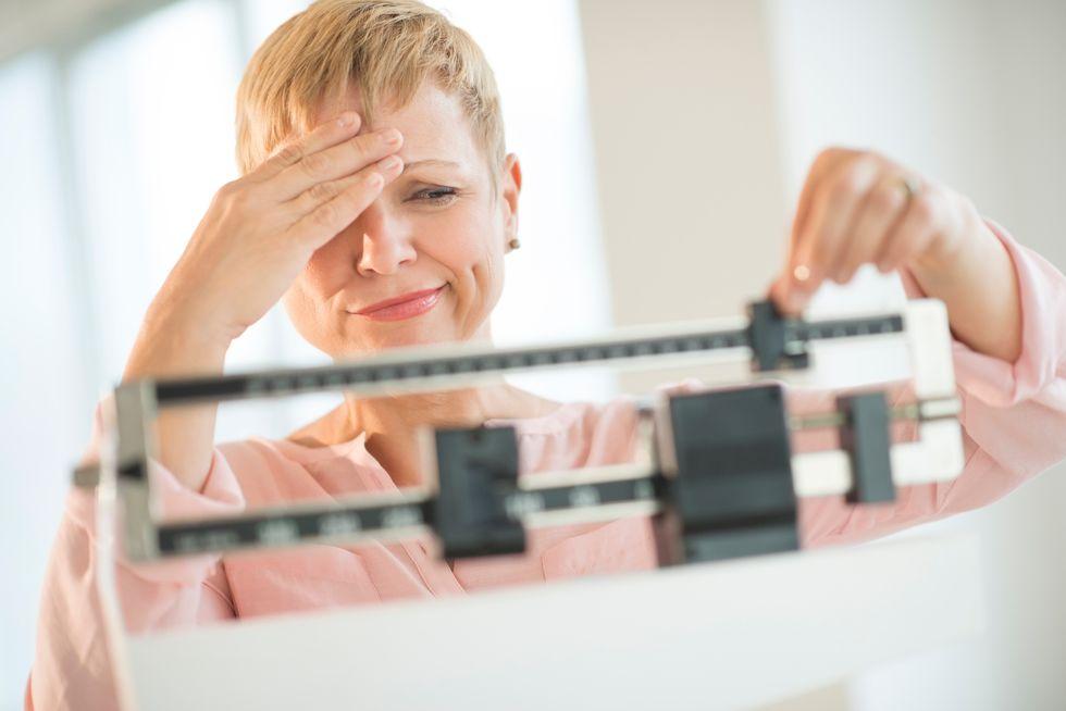 Weight Gain: Dirty Menopausal Trick