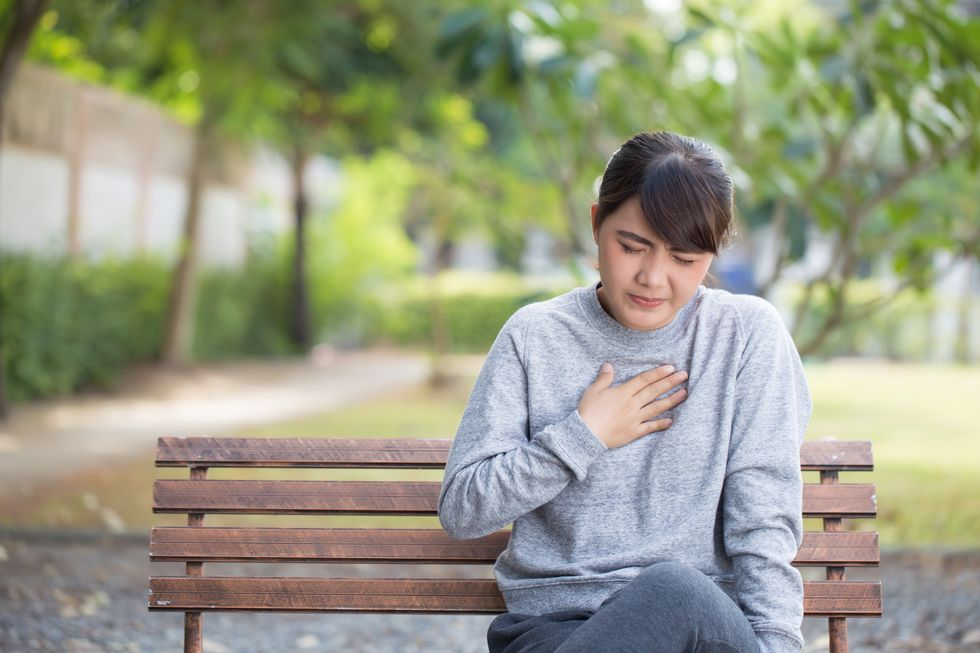 Are Some Heartburn Meds Tied to Stomach Cancer?