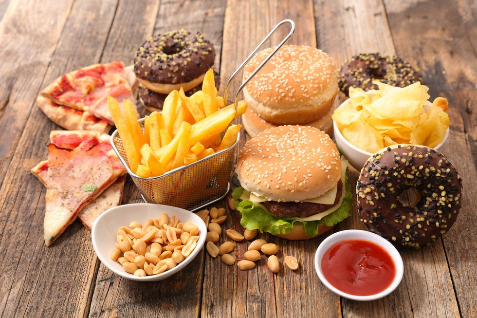 This Is Why You Think About Junk Food