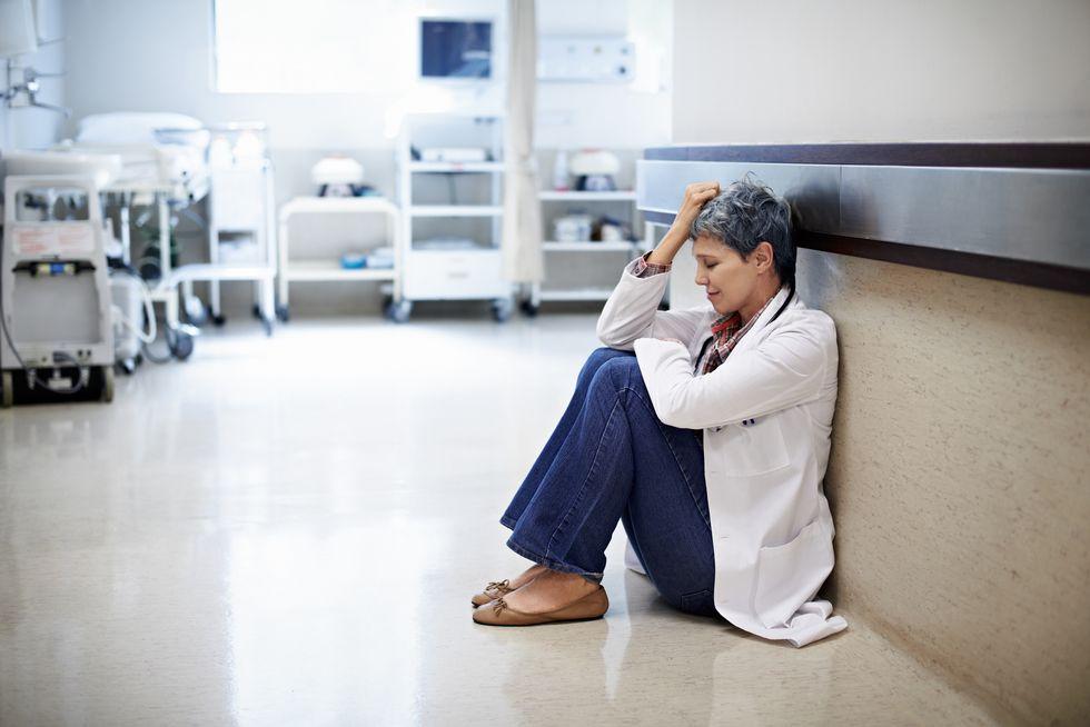 Doctor Burnout: A Big Health Threat in U.S.