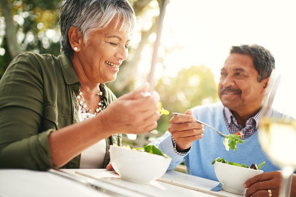 Fight Menopausal Weight Gain: Your Diet