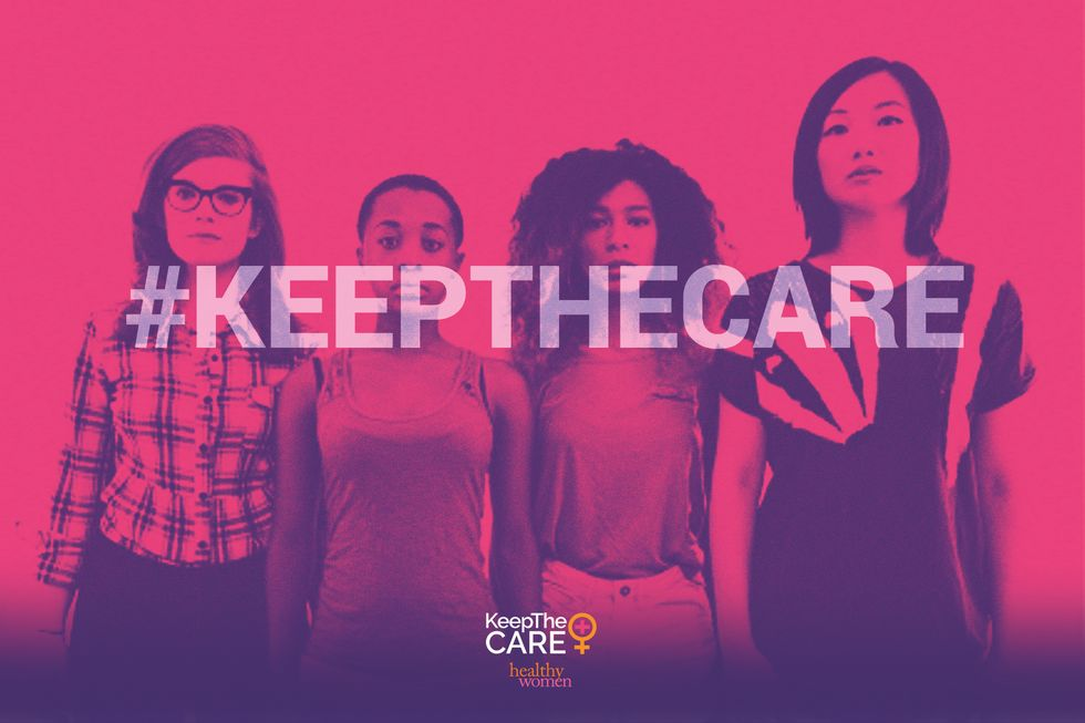 Chronic Illness Took Me Out of the Workforce and I'm Fighting to #KeepTheCare