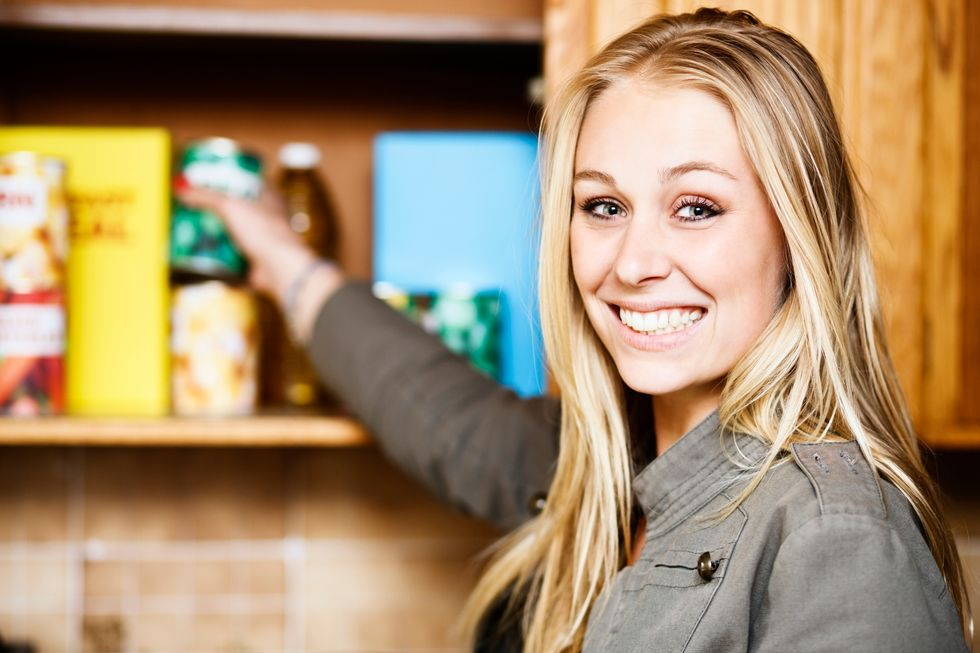 Healthy Grocery List: Pantry Makeover