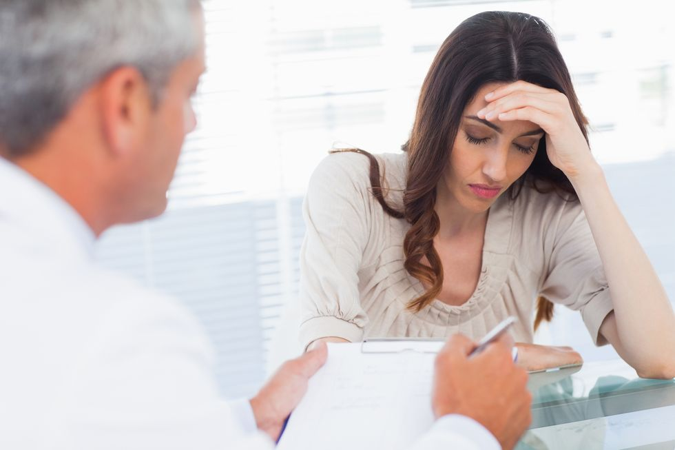 Patients React Poorly When Docs Say 'No'