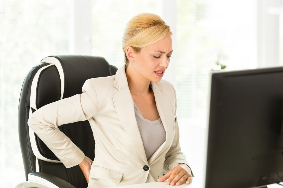Electrical Pulses May Ease Lower Back Pain