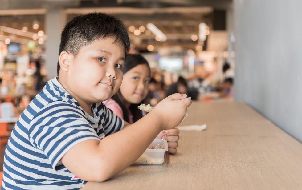 Majority of Children May Face Obesity as Adults