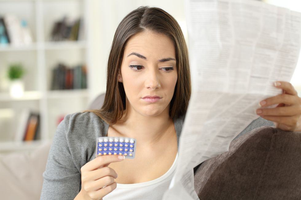 Birth Control Side Effects That Aren't Normal