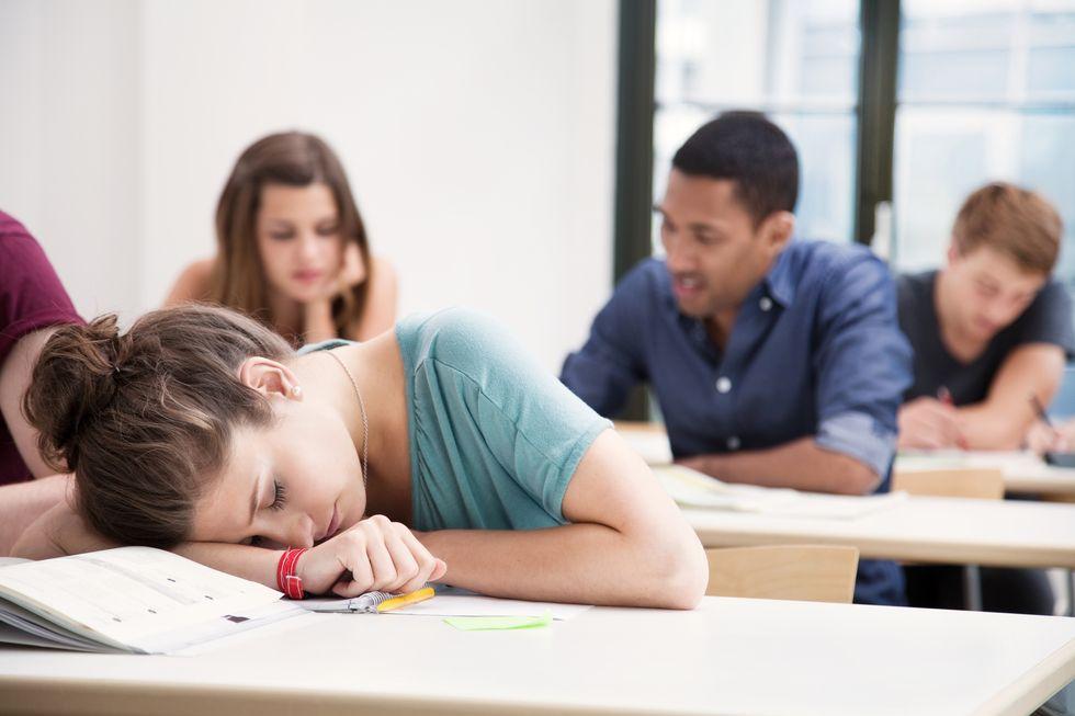 Later School Start Times Do Help Kids Feel Rested