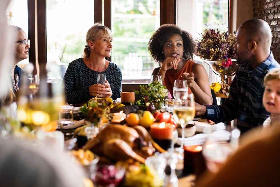 Don't Let Thanksgiving Food Make You Sick