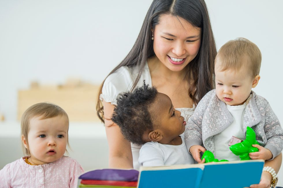 Most U.S. Parents Can't Find Good Childcare