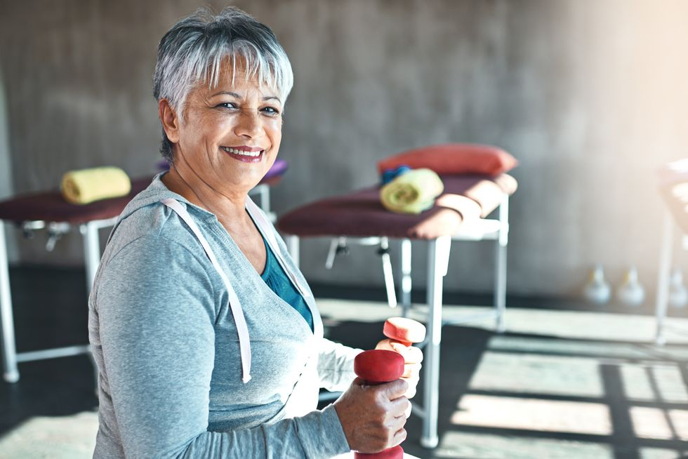 Health Tip: Help Prevent Osteoporosis