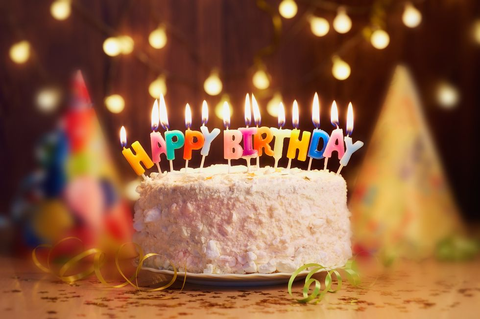 The Best Is Yet to Come: Celebrating My 60th Birthday