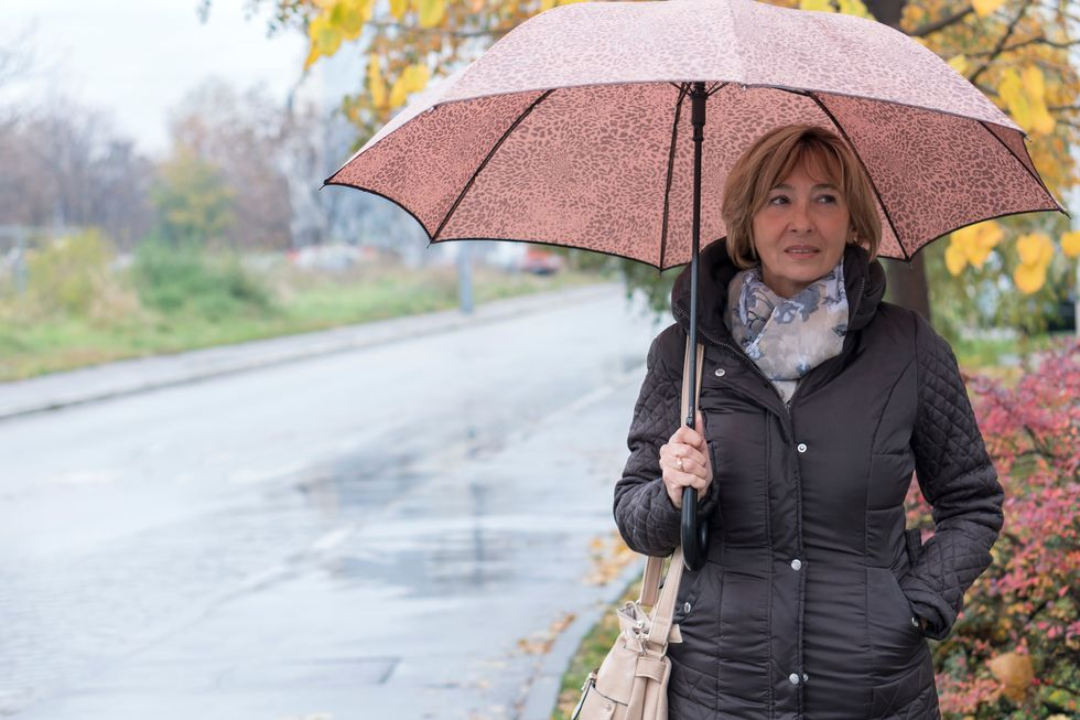 Rain May Not Cause Achy Joints After All