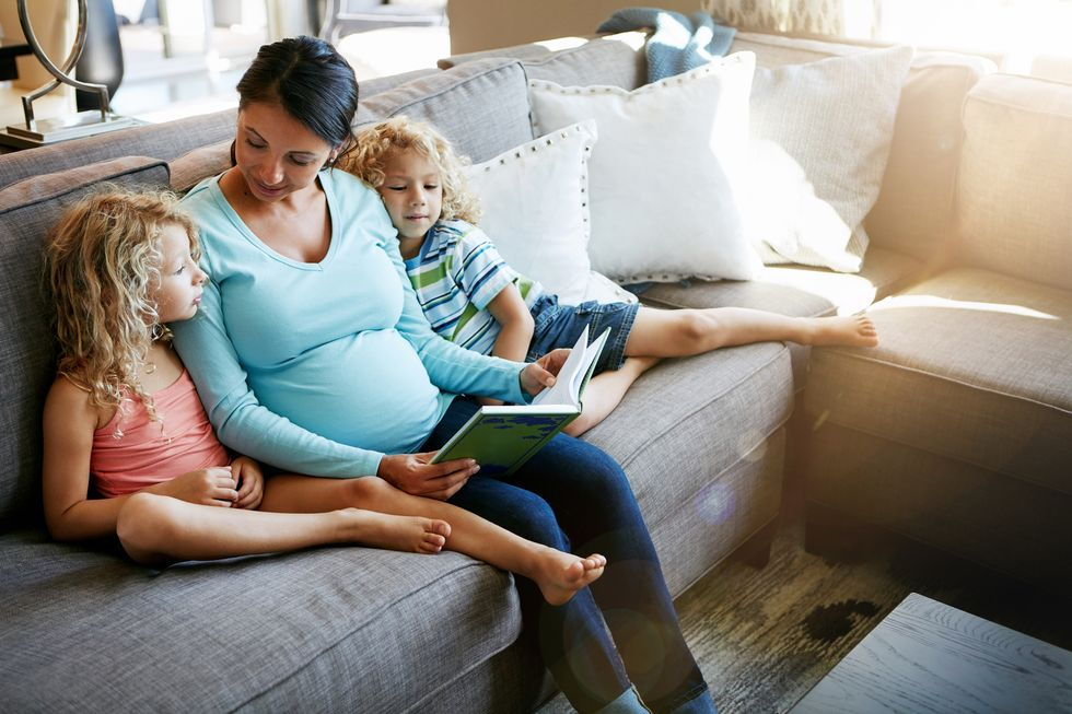 Don't Let Baby Weight Linger Between Pregnancies