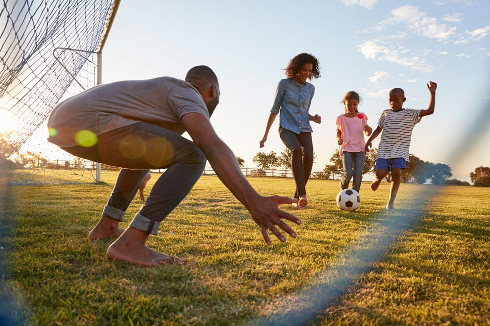 8 Easy Ways to Fight Childhood Obesity