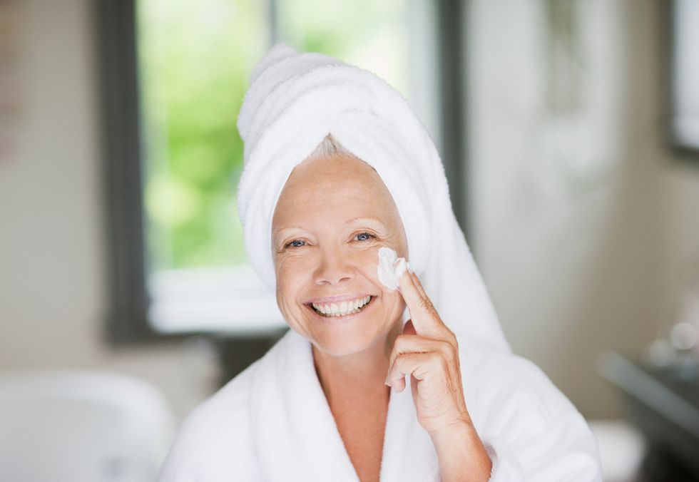 Dry Skin and Menopause