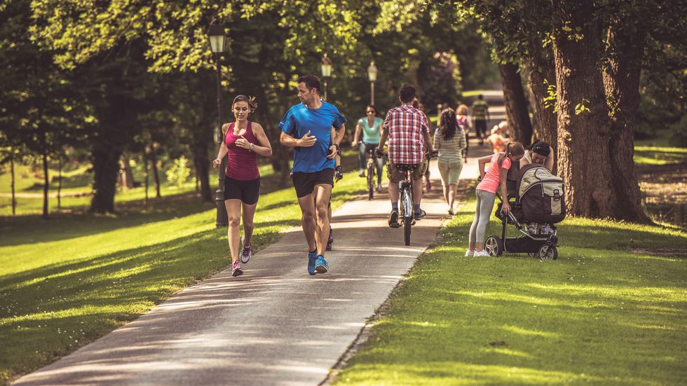 Living Near Green Space May Make for a Healthier You