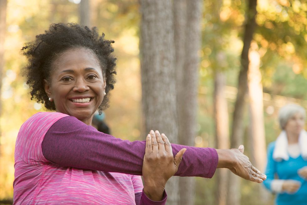 How to Make Peace With an Aging Body