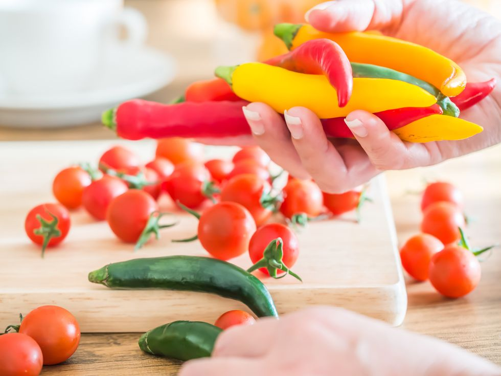 Could Eating a Hot Pepper Send You to the ER?