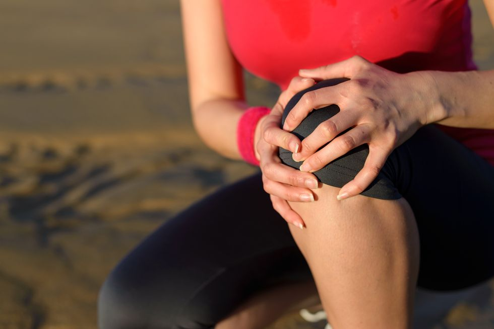 Don't Let Arthritis Pain Stop You From Exercising