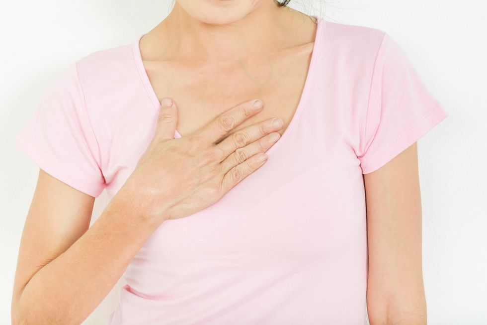 'Scary' Lung Disease Now Afflicts More Women Than Men In U.S.