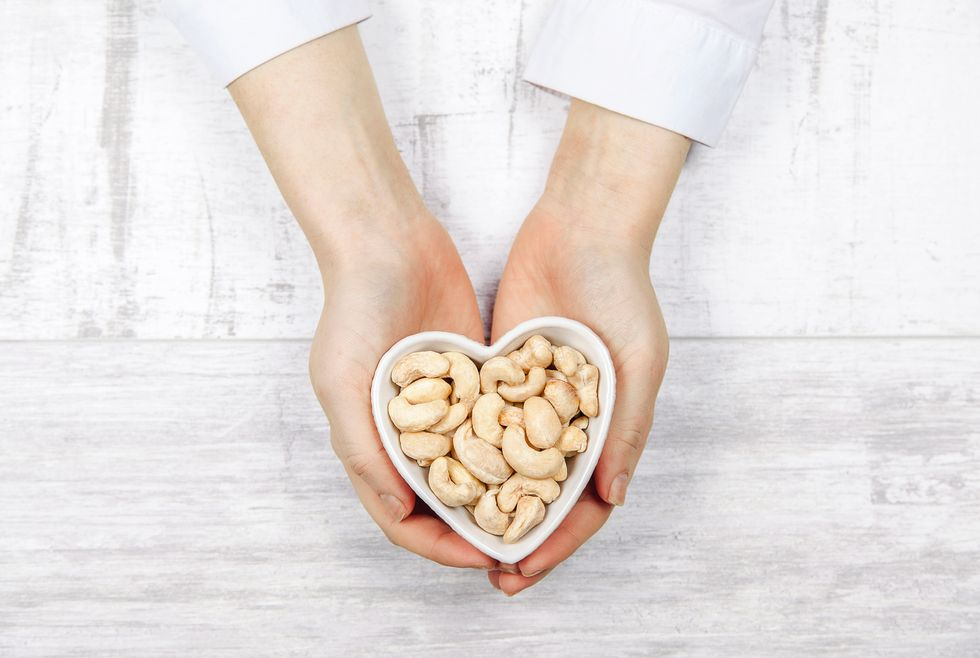 Healthiest Nuts for Heart Health