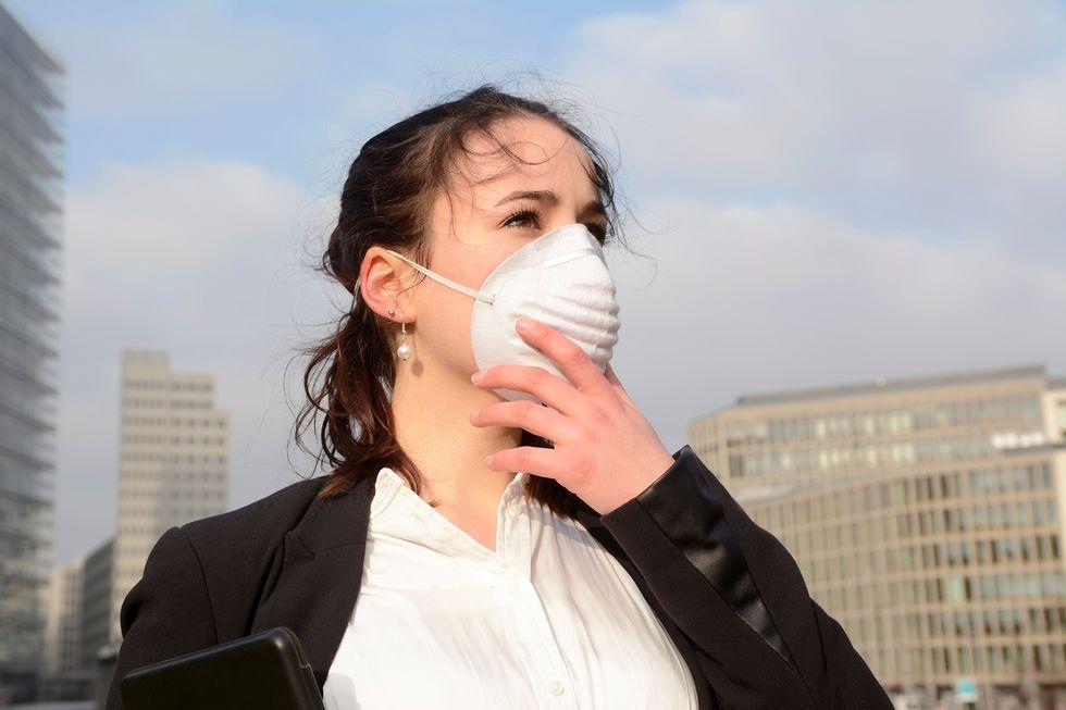 Shocking Number of Americans Breathing Dirty Air