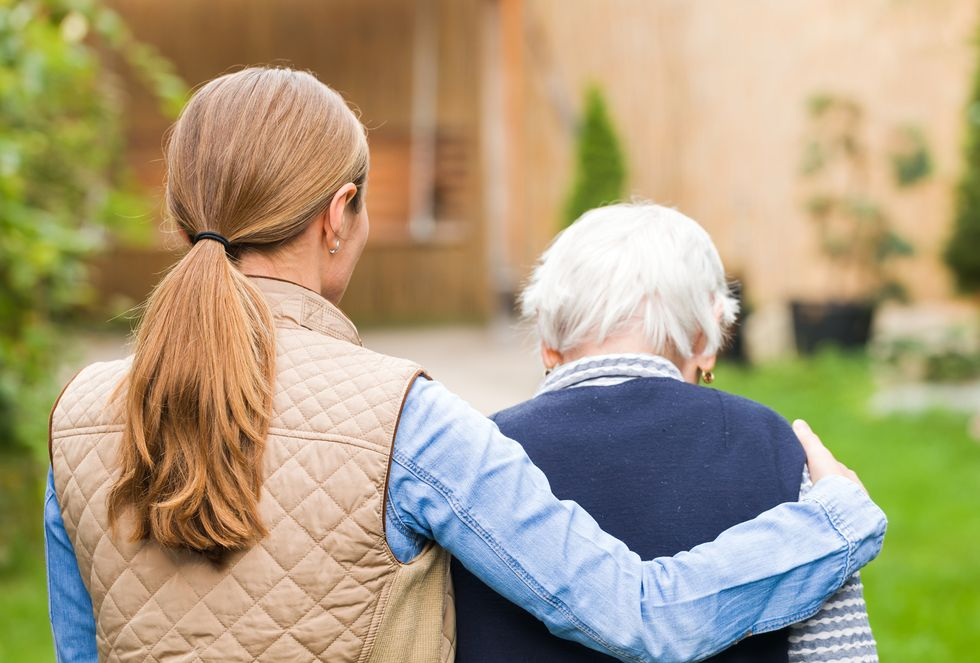 Family Caregivers Finally Get A Break — And Extra Coaching