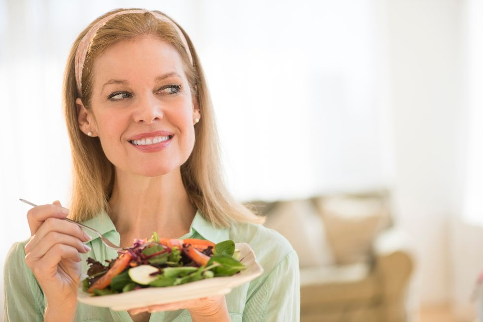 Can Your Diet Determine When You Enter Menopause