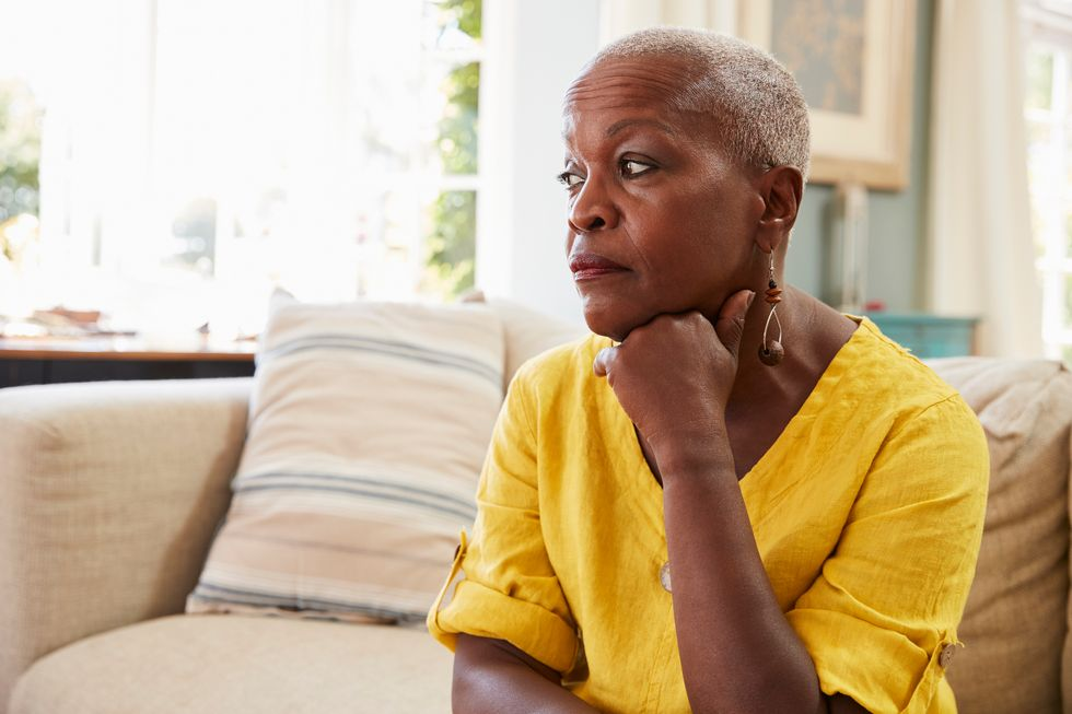 Anxiety May Increase Dementia Risk