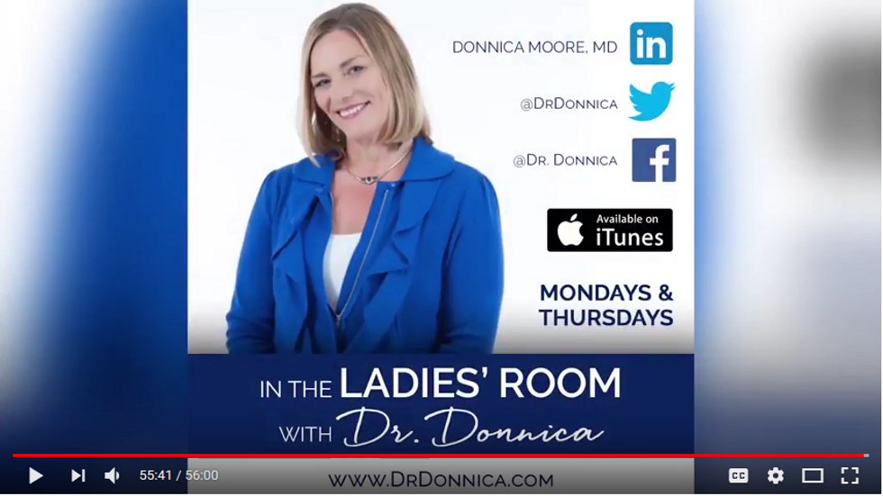 In The Ladies Room With Dr. Donnica Interviews Previvor and #Keepthecare Activist Jenny Wikoff